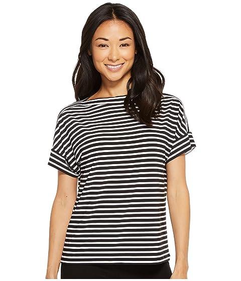 Petite Striped Jersey T-Shirt