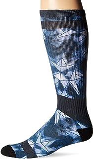 Sole Options Men's Novelty Crew Sock