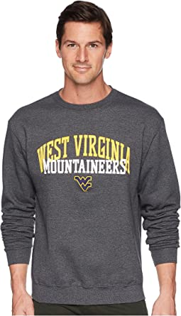 Champion College West Virginia Mountaineers Eco® Powerblend® Crew