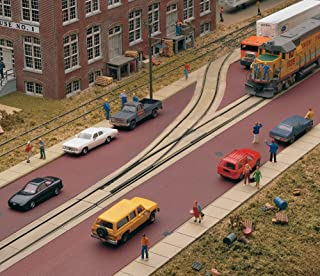 Walthers Cornerstone Street Track Insert Set