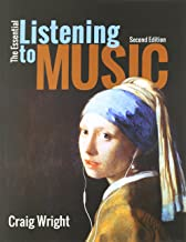 The Essential Listening to Music (with Digital Music Downloads Printed Access Card)