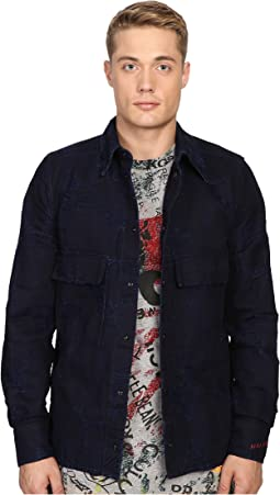 Anglomania Berry Worker's Shirt