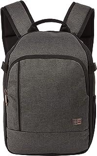 Case Logic ERA DSLR Camera/Drone Backpack, Grey (Obsidian), 33 centimeters, Casual Daypack