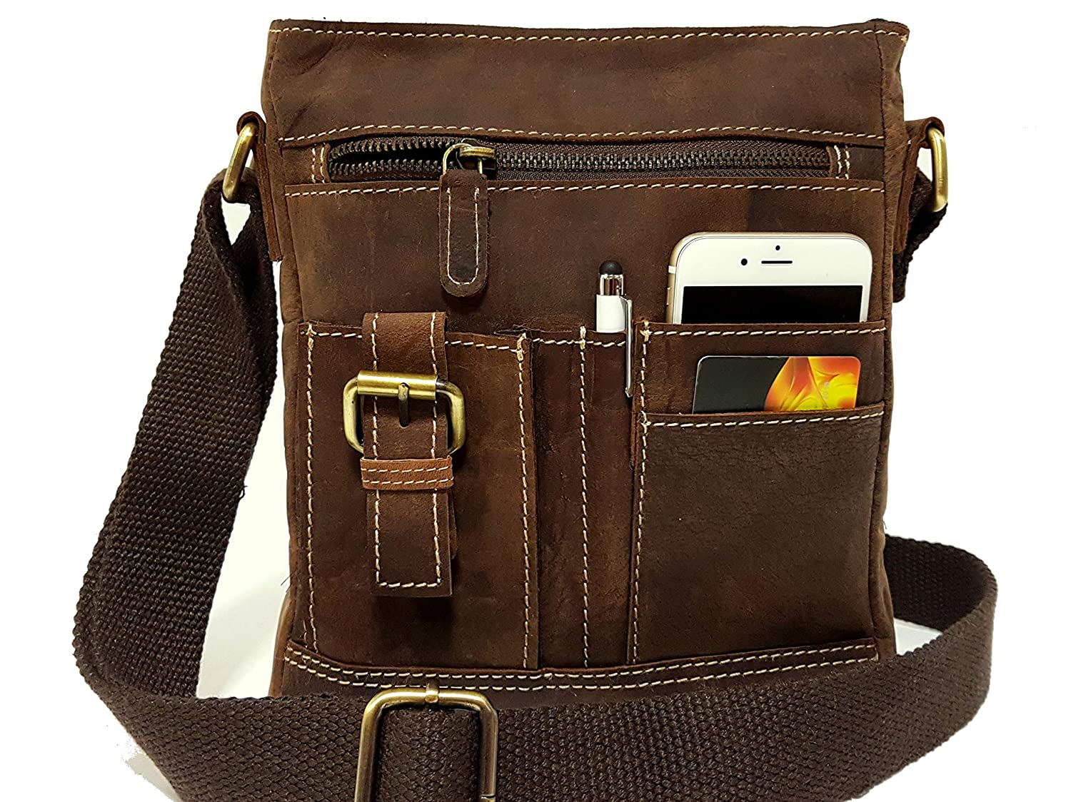 Leather Max 65% OFF Crossbody Selling rankings Bags for Women Adju Real Small Vintage