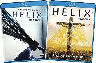 Helix (Season 1 / Season 2) (Blu-ray) (2-Pack)
