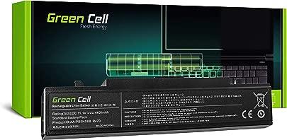 Green Cell Standard Serie Laptop Akku f r Samsung Serie 350E 350V 355E 355V NP350E5C NP350E7C NP350V5C NP355E5C NP355E7C NP355V5C 6 Zellen 4400mAh 11 1V Schwarz Schätzpreis : 29,95 €