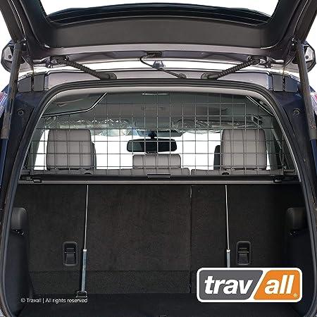 Travall Guard Hundegitter Kompatibel Mit Subaru Xv Und Crosstrek Ab 2012 Tdg1622 Maßgeschneidertes Trenngitter In Original Qualität Auto