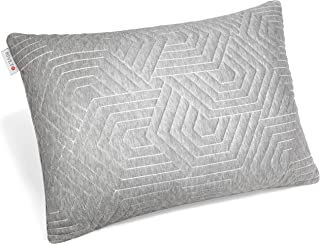 Rivet Adjustable Loft Cluster Pillow with Energy Boosting Celliant Cover, King
