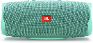 JBL Charge 4 - Altavoz inalámbrico portátil con Bluetooth, parlante resistente al agua (IPX7), JBL Connect+, hasta 20 h de...