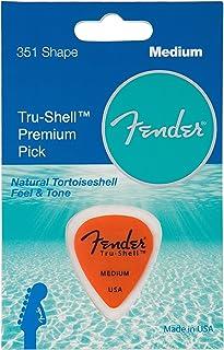 Fender ピック TRU-SHELL PICKS - 351 SHAPE, MEDIUM