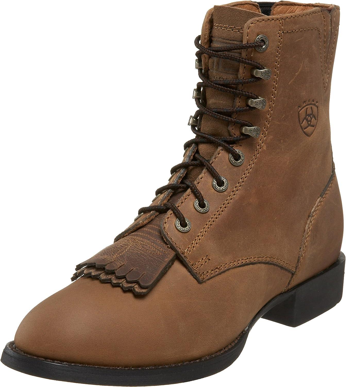 ARIAT Women's Heritage Lacer II Western Boot