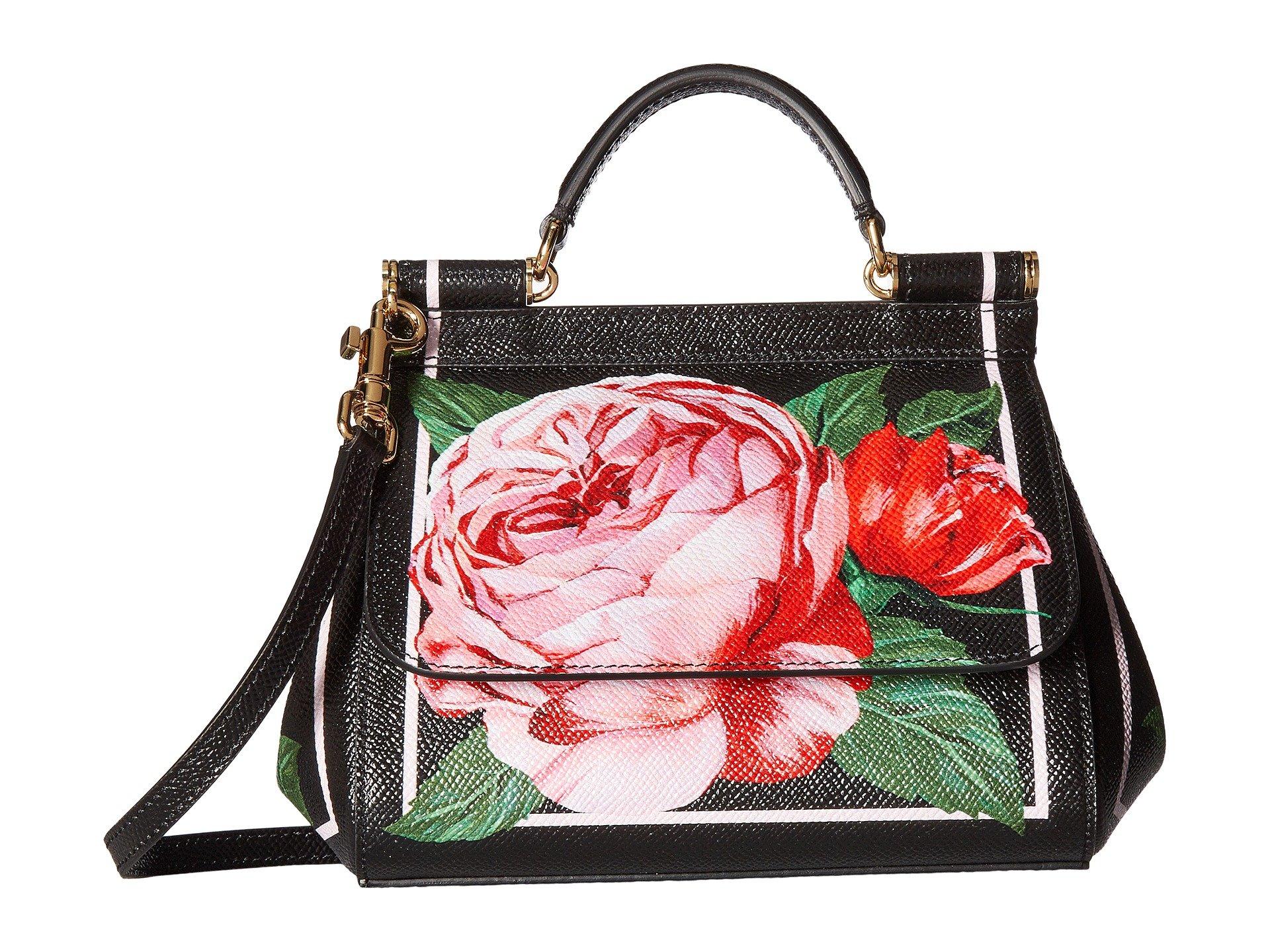 Bolso Cruzado para Mujer Dolce and Gabbana St. Dauphine Miss Sicily Mini Bag  + Dolce & Gabbana en VeoyCompro.net