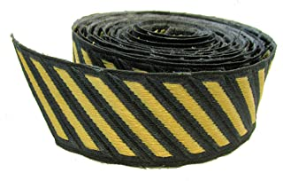 Gold on GREEN Service Stripes MALE - Connected Stripe Packs