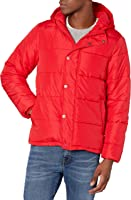 Amazon Essentials Heavy-Weight Hooded Puffer Coat Hombre