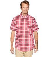 Short Sleeve Easy Care Woven Shirt