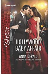 Hollywood Baby Affair: A Billionaire Boss Workplace Romance (The Serenghetti Brothers Book 2) Kindle Edition