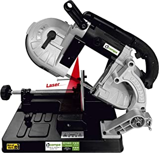Compa - Sierra de cinta para hierro o materiales ferrosos