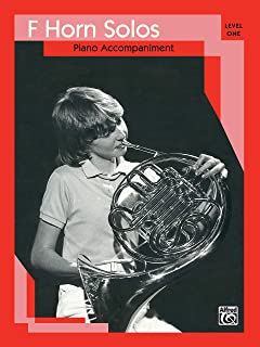 French Horn Solos: Level I Piano Acc.