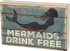 Best mermaids drink free sign Reviews