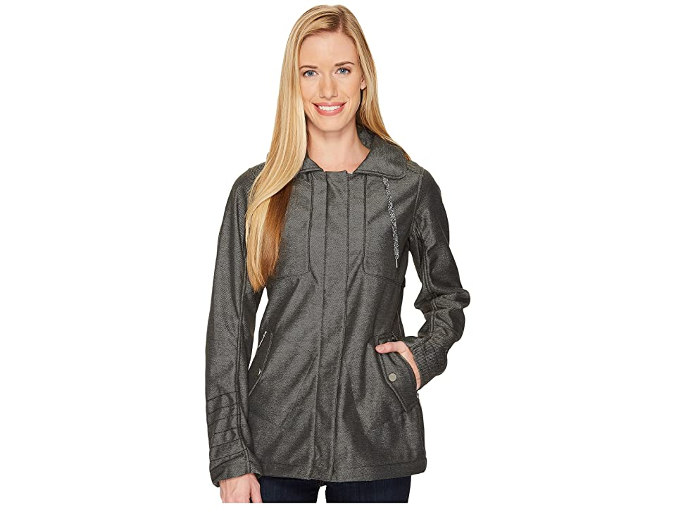 Outdoor Research Oberland Hooded Jacket (Charcoal) Women