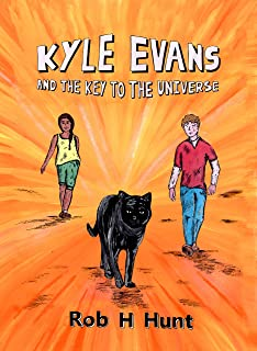 Kyle Evans and the Key to the Universe