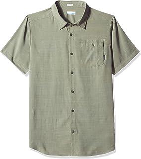 Columbia Mossy Trail™ Short Sleeve Shirt Camiseta para Hombre. Hombre