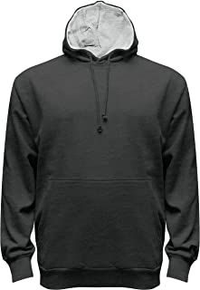 Russell Athletic Men's Big & Tall Fleece Pull-Over Hoodie