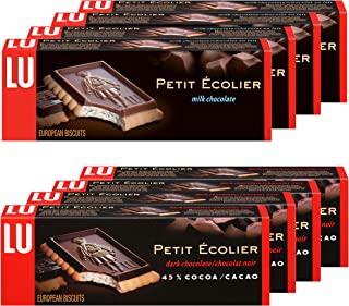 Sponsored Ad - LU Petit Écolier European Chocolate Biscuit Variety Pack, LU Petit Écolier Milk Chocolate & LU Petit Écolie...