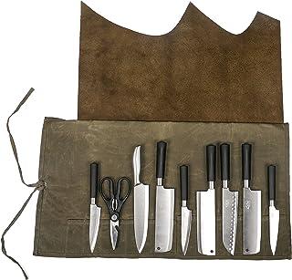 Amazon.es: manta de cuchillos de cocina