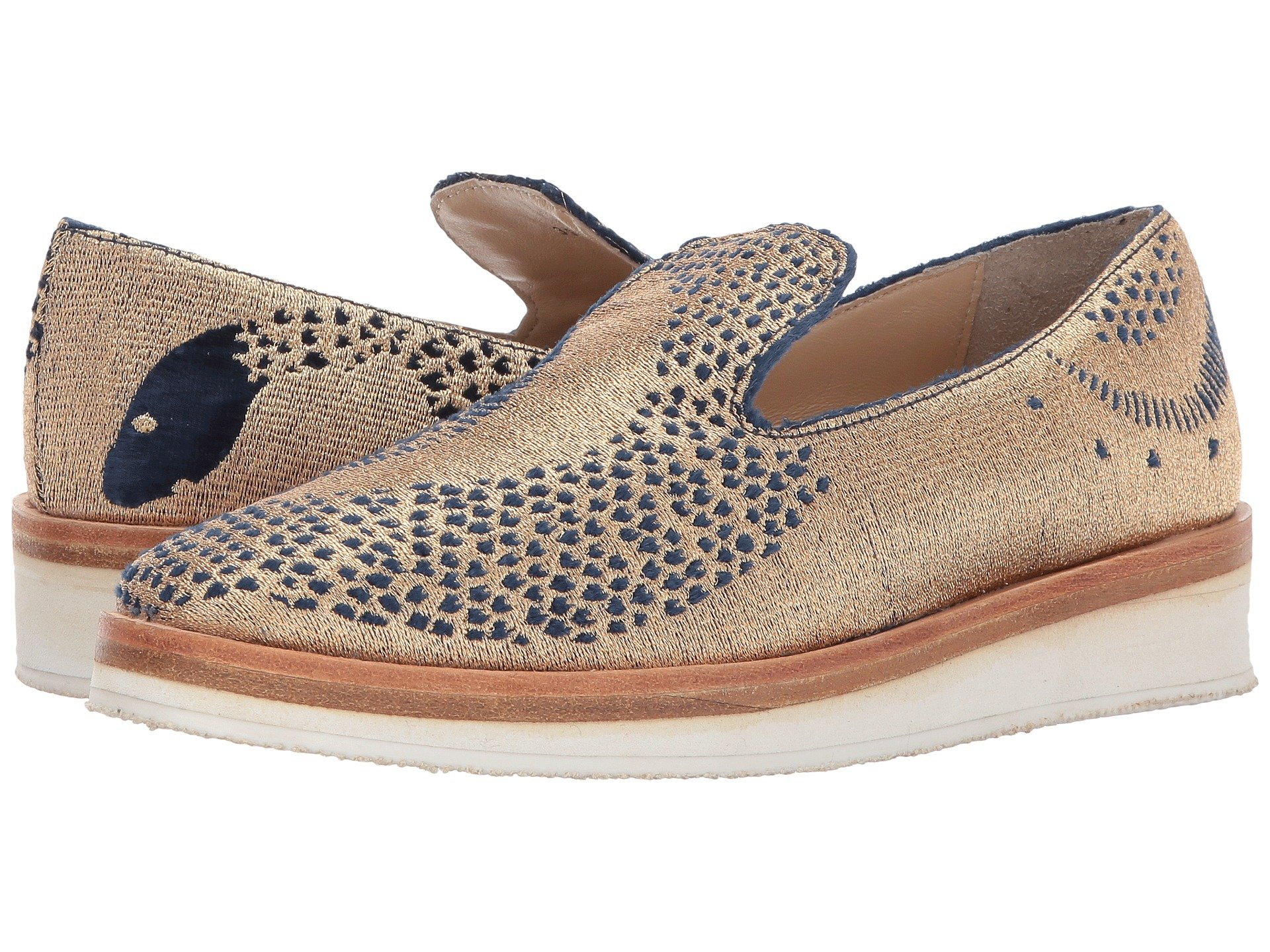 Free People Snake Eyes Loafer