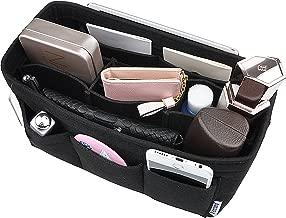 Vercord Felt Handbag Purse Organizer Bag in Bag Insert Liner for LV Speedy Neverfull Longchamp Tory Burch