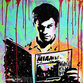 michael morgan original paintings