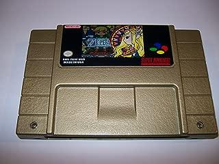 Snes Legend Of Zelda - Goddess Of Wisdom Special Gold Edition For The Super Nintendo Entertainment System - Fan Game