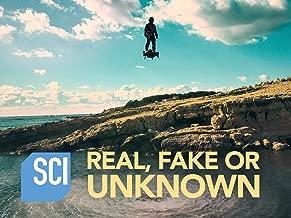 Real, Fake, or Unknown Season 1