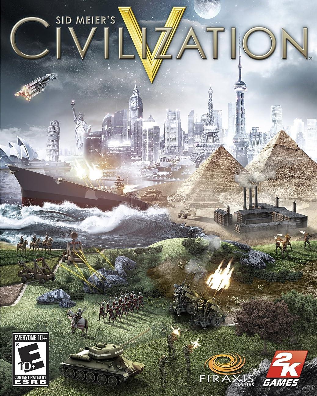 海表面的な未来Sid Meier's Civilization(R) V (日本語版) [ダウンロード]