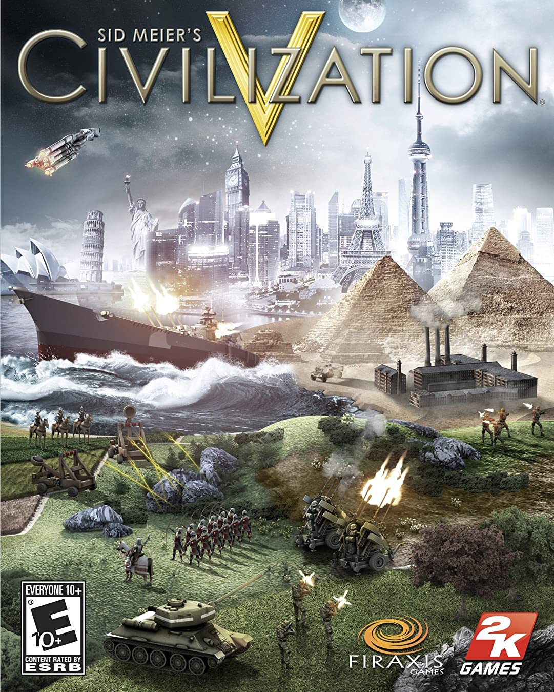 メイドイブニング護衛Sid Meier's Civilization(R) V (日本語版) [ダウンロード]
