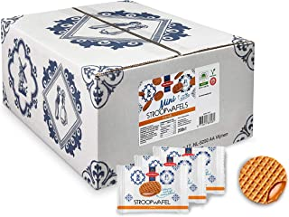 Daelmans Mini Stroopwafels Cookies 200 pieces