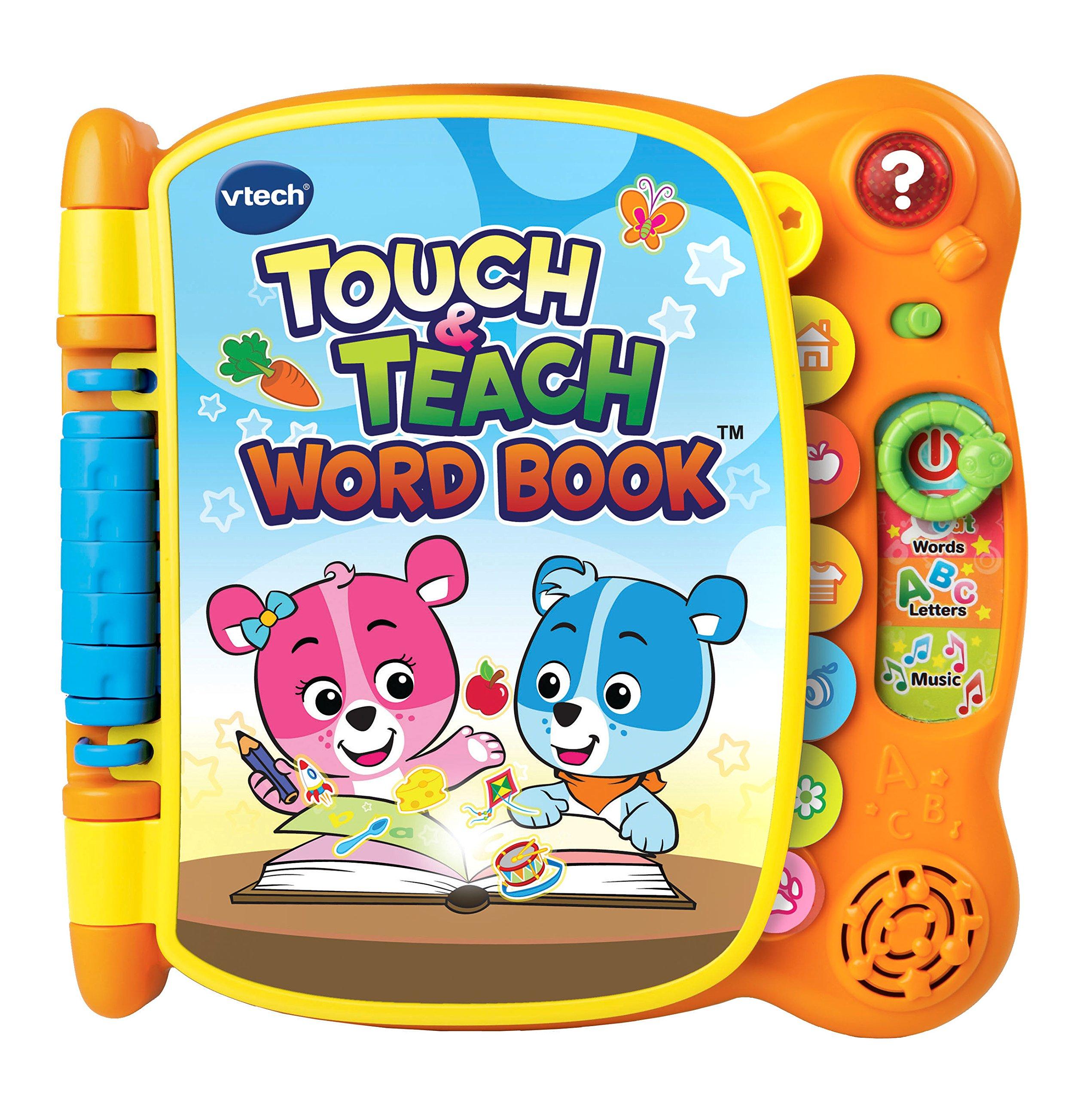 VTech Touch Teach Frustration Packaging