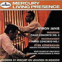 Prokofiev: Piano Concerto No.3 / Rachmaninov: Piano Concerto No.1 etc.