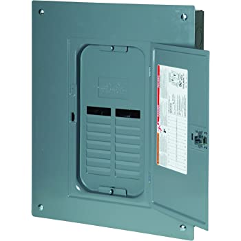 Square D by Schneider Electric QOC42UF  42-Space Load Center Flush Cover