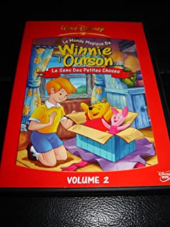 Magical World Of Winnie The Pooh - Vol.2 - Little Things Mean A Lot / Le Monde magique de Winnie l'Ourson - Vol.2: Le Sens des petites choses