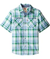 Levi's® Kids - Seacliff Short Sleeve Shirt (Big Kids)