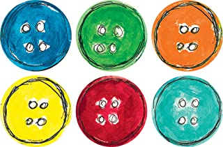 Spot On Pete the Cat Groovy Buttons Carpet Markers 4-inch (EP62013)