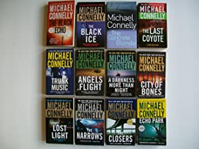 Michael Connelly (12 Set, Harry Bosch) #1, The Black Echo -to- #12, Echo Park