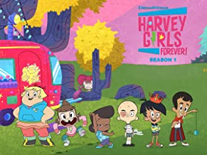 Harvey Girls Forever!, Season 1