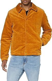 Scotch & Soda Men's Sherpa-Lined Corduroy Coach Jacket