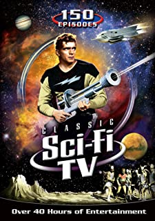 Classic Sci-Fi TV - 150 Episodes: Flash Gordon - Clutch Cargo - One Step Beyond - Superman - Rocky Jones - The Shadow + 144 more!