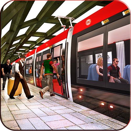 Simulador de conducción de trenes reales: Railway Driver 2020
