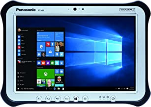 "Panasonic Toughpad FZ-G1 MK2, Intel i5-4310U @2.00GHz, 10.1"" WUXGA, 8GB, 128GB SSD, WiFi, Bluetooth, Rear Cam, Webcam, 2nd USB, Windows 7 Pro"