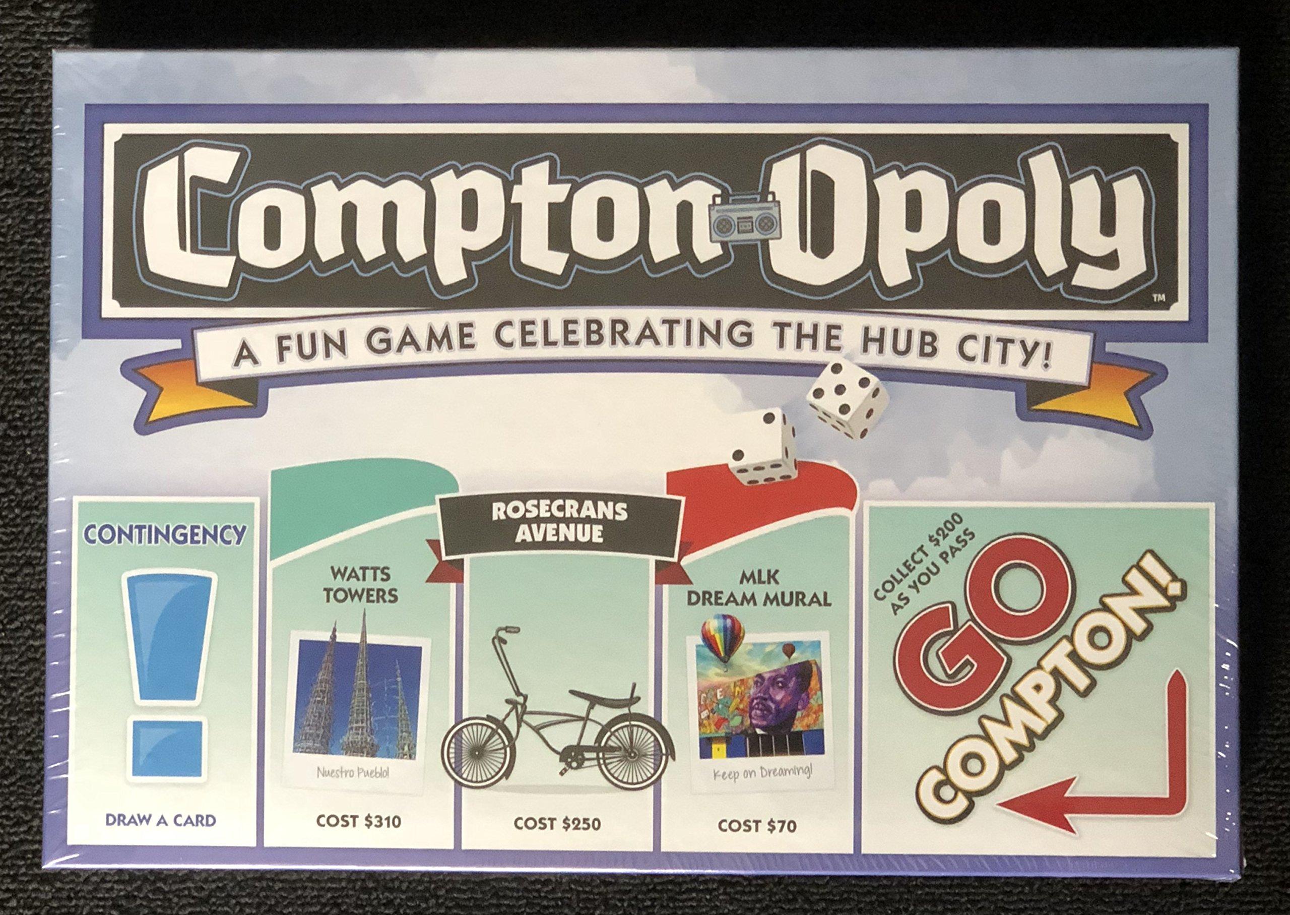Compton-Opoly LFTS